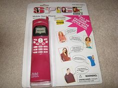 Up for bid is this cool rare 1997 talking Spice Girls phone. The phone says something different when you push a button in each one of the 5 Spice Girls voices. I have never seen another one of these and it is very cool. Good luck bidding. All of my items are professionally packed to ensure perfection.