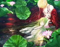 Gilgamesh and Enkidu Gilgamesh And Enkidu, Gilgamesh Fate, Anime Couples Drawings, Couple Drawings, Fate Zero, Anime Chibi, Anime Art, Manga Anime, Me Me Me Anime