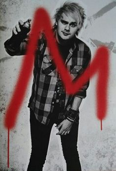 Michael ROWYSO poster