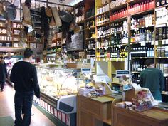 Valvona & Crolla delicatessen in Edinburgh