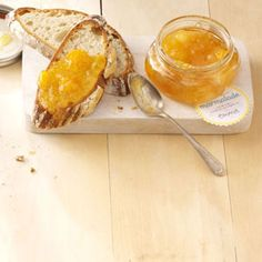 Three-Fruit Marmalade - pear, peach, orange