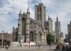 Sint-Baafskathedraal.jpg 1.312×944 pixels