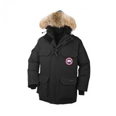 Discover the Canada Goose Expedition Parka Black Men's Top Deals group at Footseek. Shop Canada Goose Expedition Parka Black Men's Top Deals black, grey, blue and more. Get the tones, gat what is coming to one the features, earn the look! Canada Goose Expedition Parka, Parka Canada, Canada Goose Herren, Canada Goose Mens, Canada Goose Jackets, Girl Outfits, Cute Outfits, Casual Outfits, Jackets