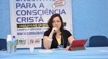 """JESUS CRISTO, A ÚNICA ESPERANÇA: Norma Braga fala sobre """"os ídolos do nosso tempo"""" ..."""