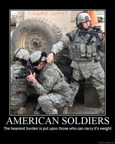 Soldiers.