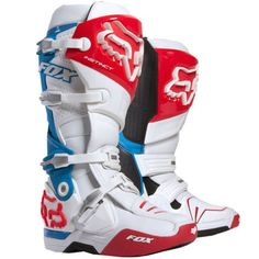 Fox Racing Instinct Reed Replica Boots i want Dirt Bike Boots, Mx Boots, Dirt Bike Gear, Motocross Gear, Motorcycle Boots, Dirt Biking, Fox Racing, Motorcycle Camping, Camping Gear