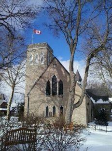 Christ Anglican Church, 4750 Zimmerman Street, Niagara Falls, ON