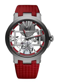 Ulysse Nardin presenta su nuevo Executive Skeleton Tourbillon Boutique