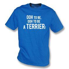 Ooh To Be A Terrier! Huddersfield Town, Brighton & Hove Albion, Terrier, Sea, Mens Tops, Women, Terriers, Ocean, The Ocean