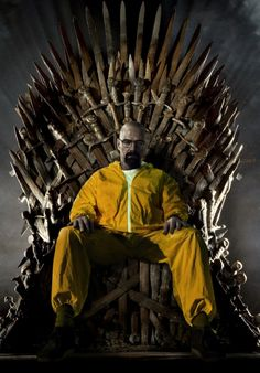 House White: The One Who Knocks