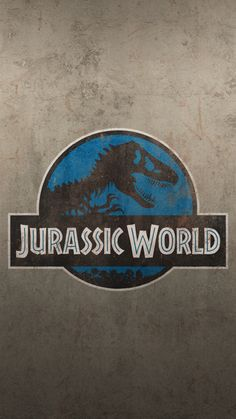 ↑↑TAP AND GET THE FREE APP! Movie Cinema Jurrasic World Park Dinosaurs Poster HD iPhone 6 plus Wallpaper