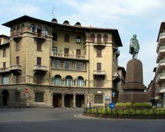 La rotonda. Rotonda dei Mille in Città Bassa, Bergamo - foto di Giovanni Pietro Fumagalli --- Questa fotografia partecipa al Concorso Fotografico Bergamo, per votarla condividila dalla pagina Facebook http://on.fb.me/1bfzk4E (la trovi tra i post di altri) e carica anche tu le tue foto su www.orobie.it per partecipare al concorso!