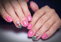 Semilac Pink Rose  144 Diamond Ring