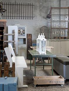 ★ L' Etoile | Combitex brocante meubelen Noord Scharwoude