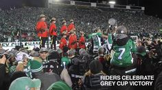 Saskatchewan Roughriders feel right at home in 101st Grey Cup