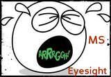 My World of MS: Saccadic Dysmetria