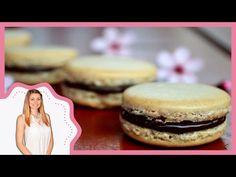 SÜTIK BIRODALMA: Csokoládés macaron Sweet Cookies, Macaroons, Cheesecake, Food And Drink, Recipes, Macaroni, Macarons, Cheese Cakes, Recipies