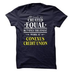 Conexus Credit Union T Shirts, Hoodie