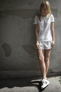Desejo: Tênis Adidas Superstar Branco | Be Consultoria de Estilo