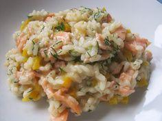 Risotto mit Räucherlachs, ein gutes Rezept aus der Kategorie Fisch. Bewertungen: 15. Durchschnitt: Ø 4,2.