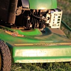 Lawn care tools: Mowers