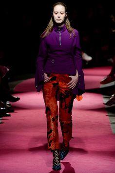 Marques ' Almeida Fall 2016 Ready-to-Wear Fashion Show