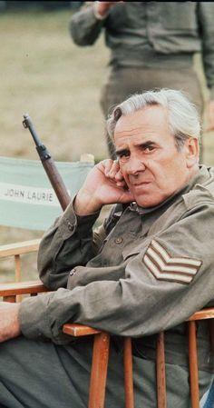 Sergeant Arthur Wilson, in 'Dad's Army' was brilliantly portrayed by John Le Mesurier (1912-1983)