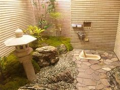 Ever want to drop a deuce in a Japanese garden? Now you can. Spotted in Fukui, Japan.