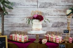 Venue: The Sycamore Winery Photography: McCamera Photography Cake Shooters, Table Decorations, Weddings, Photography, Home Decor, Photograph, Decoration Home, Room Decor, Fotografie