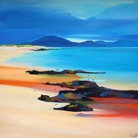 "Pam Carter - ""Take Off To Barra"""