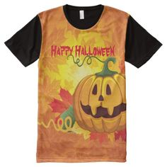 Happy Halloween 10 All-Over-Print Shirt