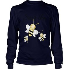 Save The Bees Long Sleeve Shirts  #gift #ideas #Popular #Everything #Videos #Shop #Animals #pets #Architecture #Art #Cars #motorcycles #Celebrities #DIY #crafts #Design #Education #Entertainment #Food #drink #Gardening #Geek #Hair #beauty #Health #fitness #History #Holidays #events #Home decor #Humor #Illustrations #posters #Kids #parenting #Men #Outdoors #Photography #Products #Quotes #Science #nature #Sports #Tattoos #Technology #Travel #Weddings #Women
