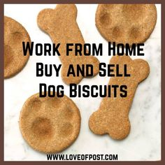 In Today's post you will learn how to make money Making and selling doggy biscuits. so easy and people love spoiling their fur babies. Make More Money, Make And Sell, Food To Make, Dog Biscuit Recipes, Dog Food Recipes, Dog Snacks, Dog Treats, Dog Care Tips, Pet Tips