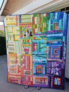 improv quilts - Google Search