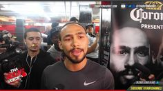 Keith Thurman We Going to Hit The Boy to Chin And to The Body