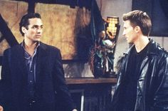 Sonny and Jason: After Jason's personality-shifting brain injury, Sonny took Jason in and gave him a job. Yes, the job was within his criminal organization. But as the years went on, Sonny and Jason's friendship was strengthened through countless life-or-death experiences. Not even Carly could come between them. They would die for one another.