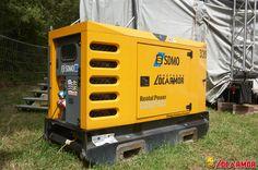Vous souhaitez assurer votre autonomie électrique c'est possible avec l'offre location groupe électrogène de Locarmor partout en Bretagne !