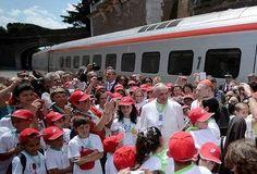 Papa Francisco, dos años: ante un tren que ha de ponerse en marcha