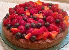 My favourite chocolate cake :)