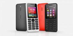 هواتف نوكيا 130 و 105 الجديدة بسعر 14 دولار فقط