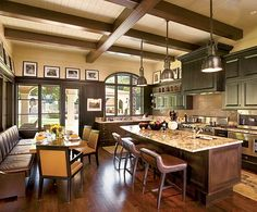Kitchen Decorating Themes | Spanish kitchen decorating ideas / Sample Designs and Ideas of Home ...