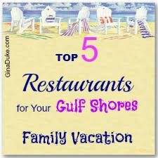 Gulf Shores | Throwback Thursday | Top Gulf Shores Restaurants | Seafood | Frizzy Hair | GinaDuke.com