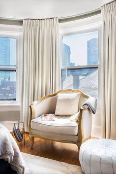 A Designer Transforms her Bestie's Boston Home   Rue