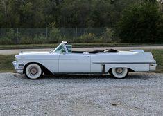 1957 Cadillac 62 Convertible #classiccars1957cadillac