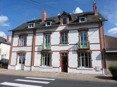 ancien hôtel à vendre pour chambres d'hôtes près des Châteaux de la Loire