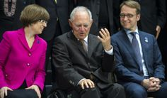 Ukraine crisis could unite US, EU: Schäuble.(April 12th 2014)