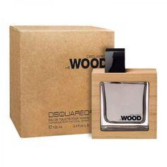 Dsquared2 He Wood Perfume for Men Eau de Toilette EDT Vapo 100 ml. fd382b121317
