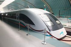 "Top 10 fastest trains around the world revealed place ""Shanghai Maglev"". An in-depth feature presentation by railway technology. By Train, Train Tracks, Locomotive, Trains, High Speed Rail, World 2020, Seattle Times, Speed Training, Navy Ships"