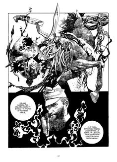 Myetzko, Sergio Toppi: Oscuridad, servidumbre y muerte - http://www.fabulantes.com/2014/10/myetzko-sergio-toppi/