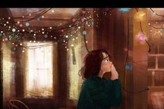 Joyce Stranger Things fanart by @heyyouhai on Tumblr